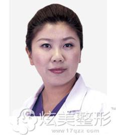 医生谢燕燕济南海峡整形纹眉定妆推荐