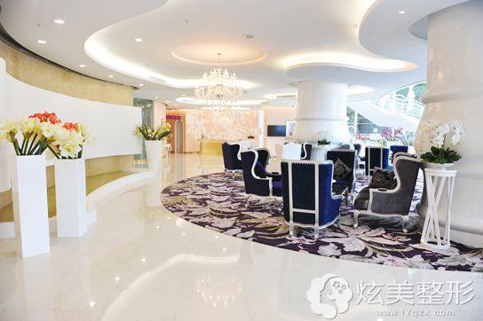 广州美莱医疗美容医院环境