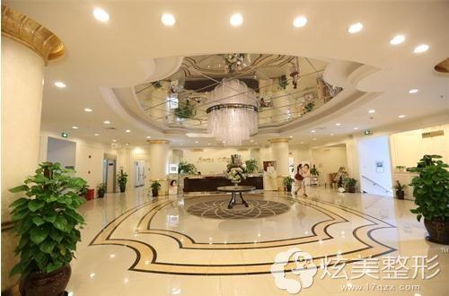 上海仁爱医院美容外科