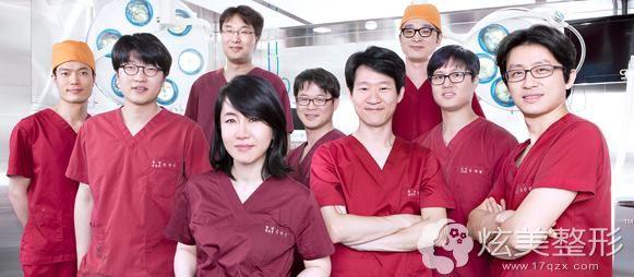 韩国365mc吸脂医生